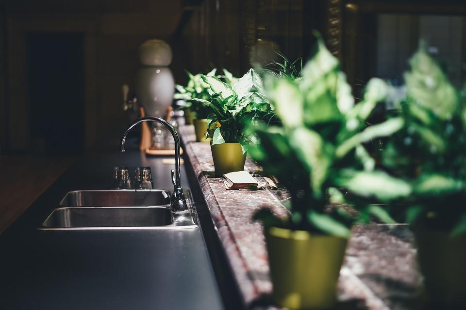 Køkkenindretning